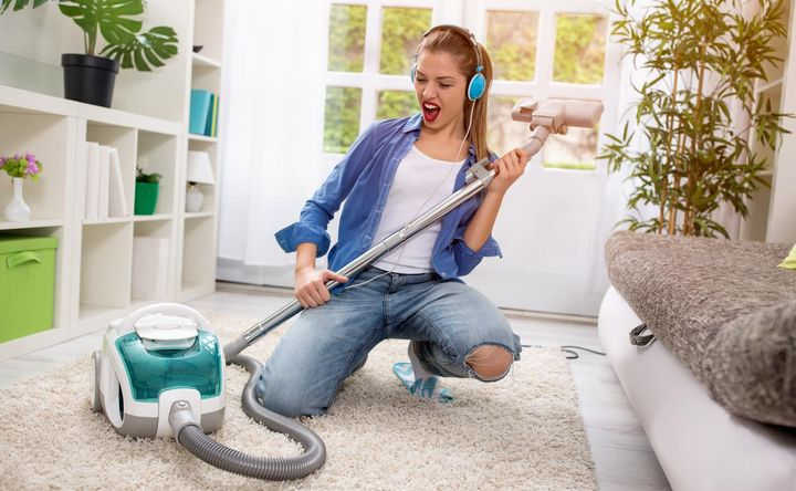 So geht Saubermachen schneller - und macht mehr Spaß!