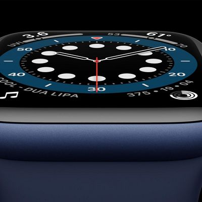 "Die ""Apple Watch Series 6"""