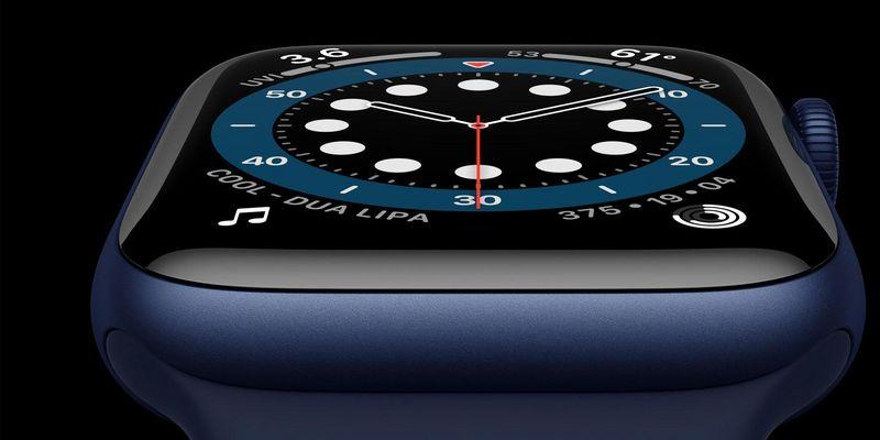 """Die """"Apple Watch Series 6"""""""