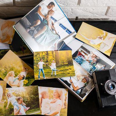 Basteln Sie mit dem CEWE-Fotobuch ein einzigartiges Geschenk.
