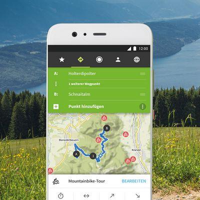 Diese Apps machen Rad-Touren zum puren Vergnügen.