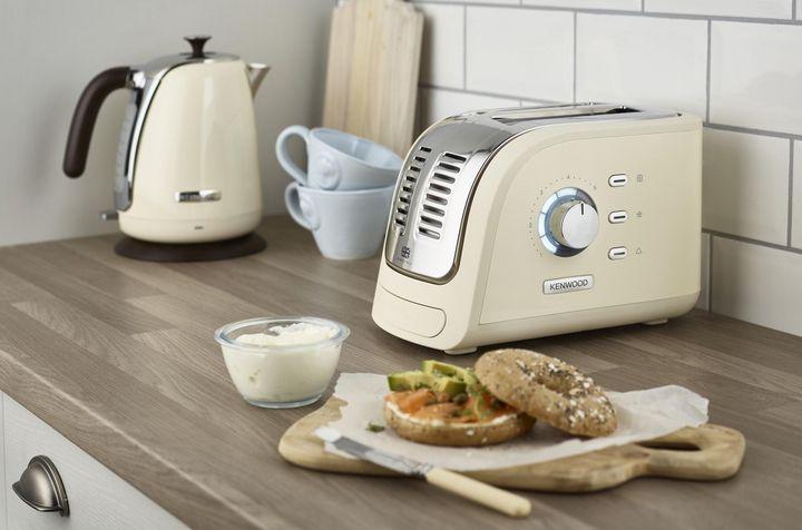 """Frühstück ohne lange Vorbereitungszeit bietet die """"Turbo""""-Serie von KENWOOD."""