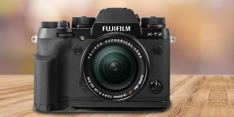 """Beeindruckende Schnelligkeit und brillante Fotos: das bietet die Fujifilm """"X-T2""""."""