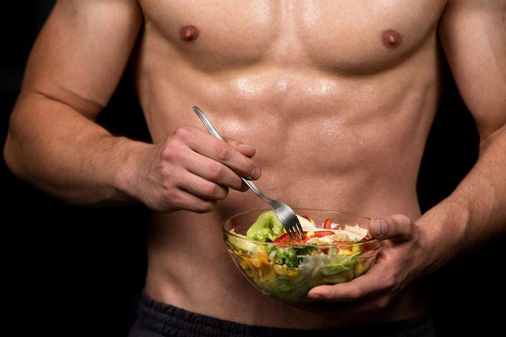 Die richtige Ernährung ist der Schlüssel zum Erfolg.