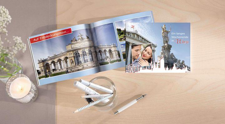 Das hochwertige Fotobuch von CEWE