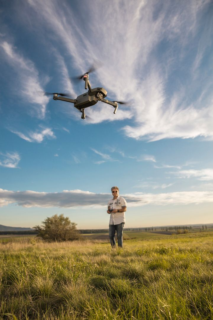 "Neue ÖAMTC-App: ""Drohnen-Info"""