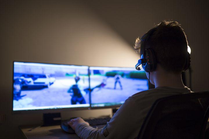 Bildschirme fürs Gaming bieten moderne Funktionen.