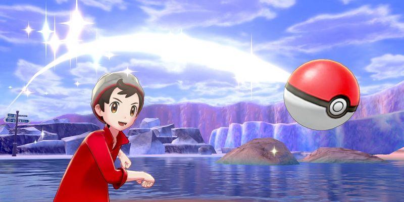 """""""Pokémon Schwert"""" und """"Pokémon Schild"""" nehmen Form an."""