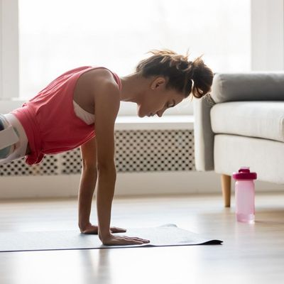 5 Übungen für zuhause.
