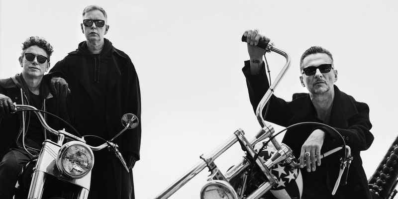 "Depeche Mode mit neuem Album: ""Spirit""."