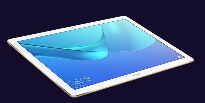 MediaPad M5 von Huawei punktet mit scharfen Bildern und druckvollem Sound.