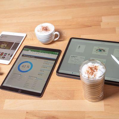 iPad Air, mini und Pro: Apple-Tablets im Vergleich