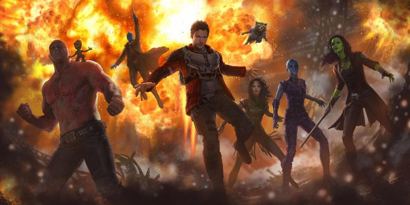 "Erster Teaser-Trailer zu ""Guardians Of The Galaxy 2"""