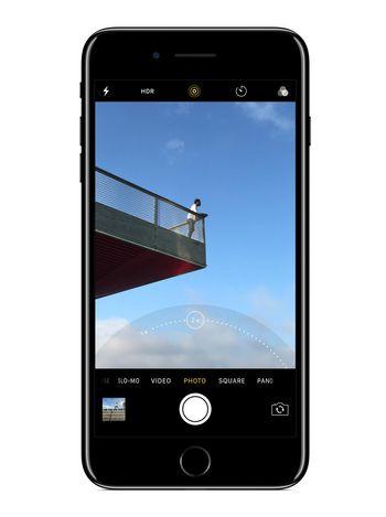 Das neue Apple iPhone 7 bietet eine 12-MP-Dual-Cam.