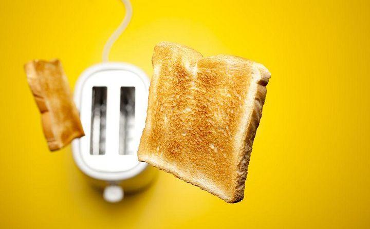 Praktische Küchenkleingeräte für den Alltag: Toaster.