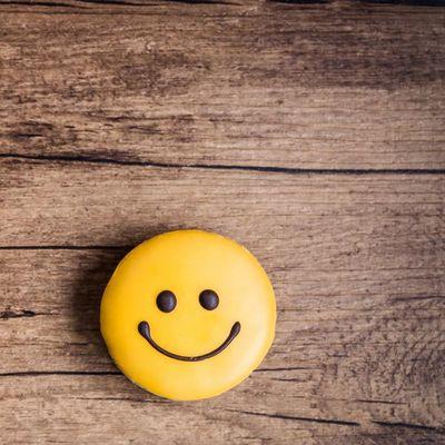 1982: Die Geburtsstunde des elektronischen Smileys.