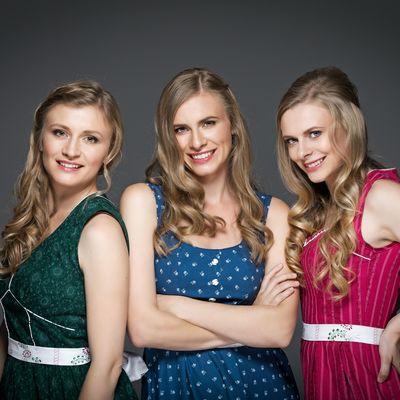 """Die """"Poxrucker Sisters"""" sorgen mit ihrem mitreißenden Dialektpop immer für gute Laune bei ihren Fans."""
