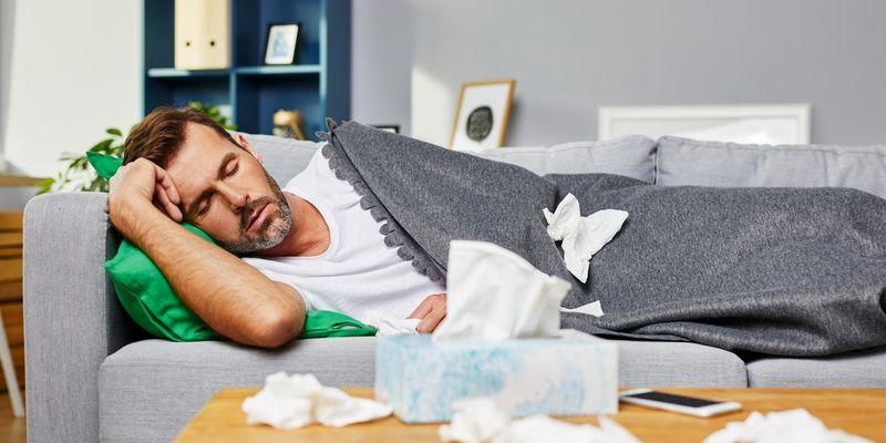 Erholsamer Schlaf ist bei Erkältungskrankheiten besonders wichtig.