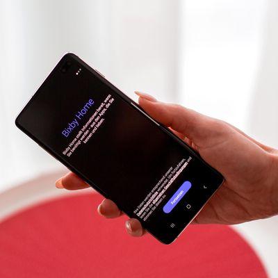 "Das kann Bixby auf dem ""Galaxy S10""."