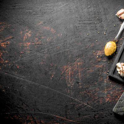 Selbstgemachte Senfsorten schmecken vielfältiger.