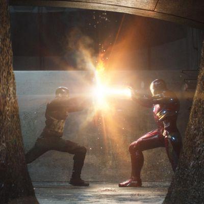 """""""The First Avenger: Civil War"""""""