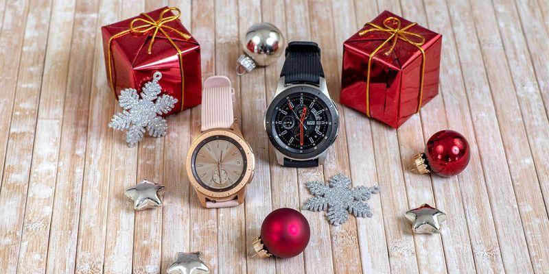 Die Smartwatch von Samsung kommt in zwei Stilen.