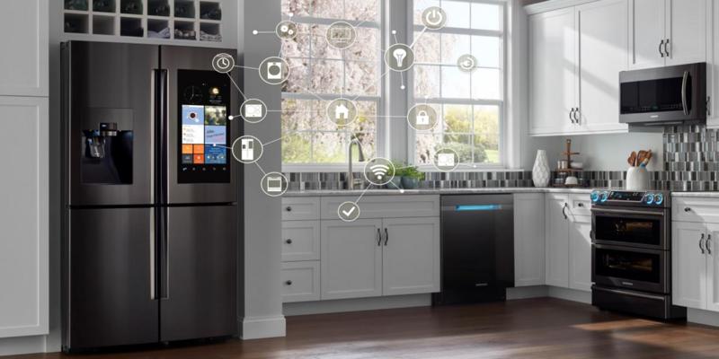 Vorteile smarte Küche: Sparsamkeit, Komfort, Flexibilität, Vereinfachung