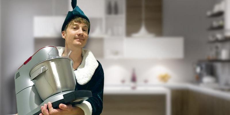 """Der Ausprobierer unterzieht die Bosch """"OptiMUM 9"""" Küchenmaschine einem Praxistest."""
