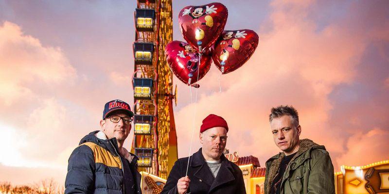 """Fettes Brot stellen ihr Album """"Lovestory"""" vor."""
