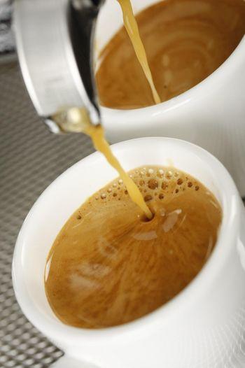 Espresso trinken macht schlau