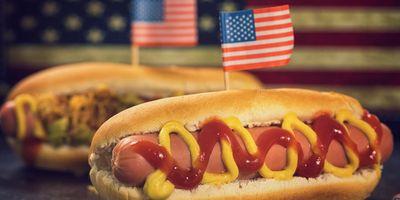 Hotdogs sind Streetfood-Klassiker.