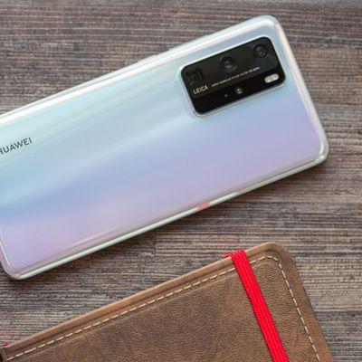 Die Sicherheitsfeatures des Huawei P40