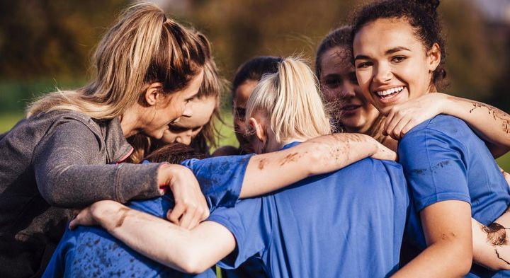Zu zweit oder im Team macht Sport am meisten Spaß!