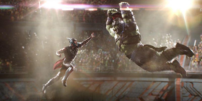 """""""Thor: Tag der Entscheidung"""" und weitere Blockbuster kommen noch 2017 ins Kino."""