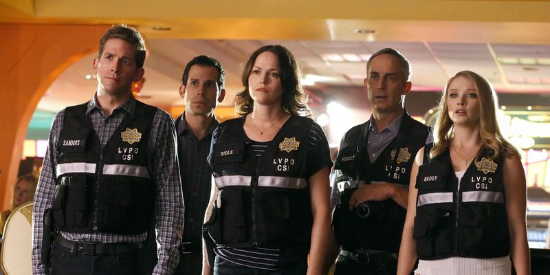 Serientäter CSI