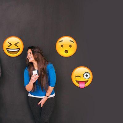 Mit Emojis Gefühle beschreiben