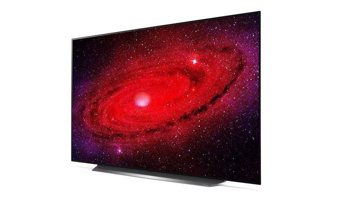 Großer OLED-TV für Mittendrin-Gefühl.
