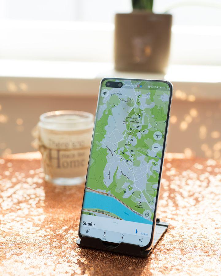 Huawei entwickelt eigene Anwendungen.