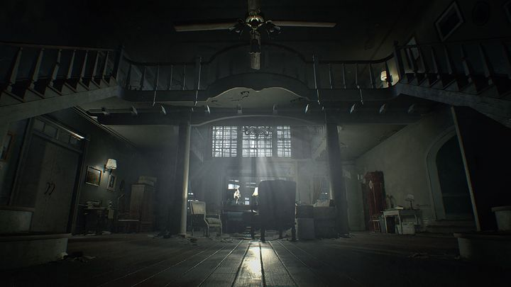 Screenshot aus Resident Evil 7
