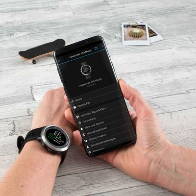 Garmin Connect Smartphone-App für iOS und Android