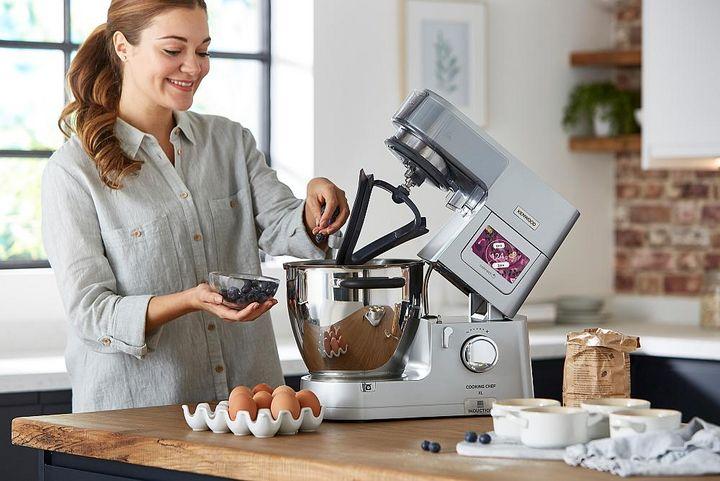 """Die """"Kenwood Cooking Chef XL"""" ist eine echte Allrounderin."""