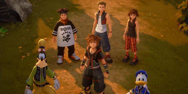 Die verstrickte Story von Kingdom Hearts 3