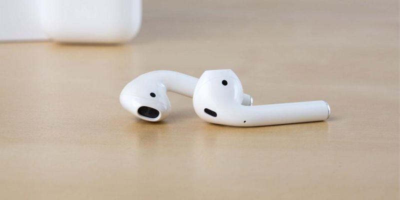 Die smarten Features der kabellosen In-Ear-Kopfhörer von Apple.