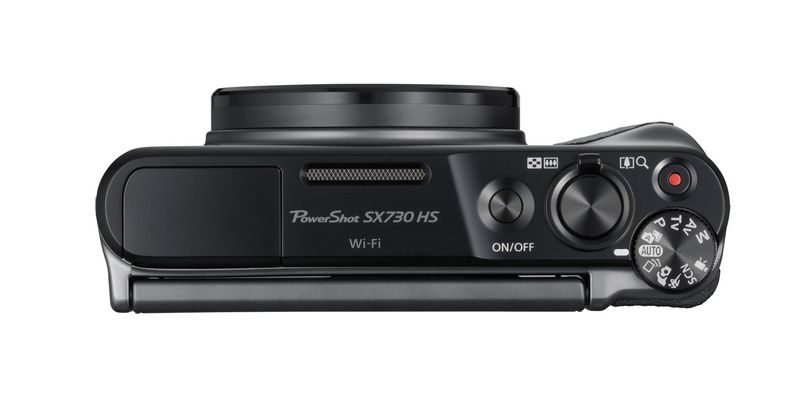 Die Canon PowerShot SX730 HS macht perfekte Selfies.