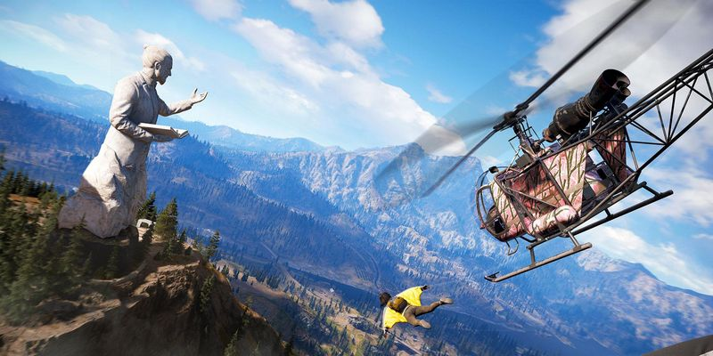 """""""Far Cry 5"""" entführt uns in die USA."""