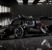 Das Development Car von Roborace