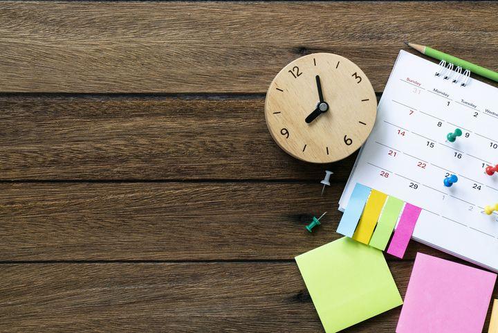 Fixe Tagespunkte helfen Kindern und Erwachsenen durch den Tag mit Home-Office und Distance Learning.