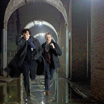 Finden Holmes und Watson keine Zeit mehr für Sherlock-Abenteuer?