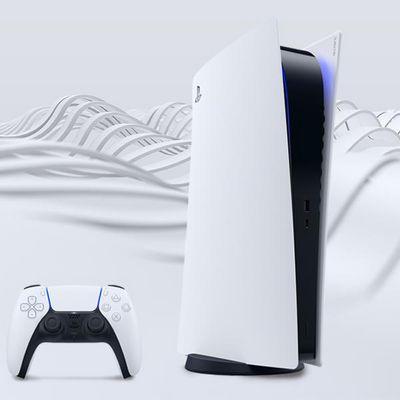 """Die neue """"PlayStation 5""""."""