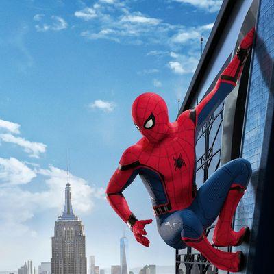 """Showdown zwischen Häuserschluchten in """"Spiderman: Homecoming""""."""